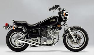 Yamaha XV500 Virago Service Manual 1983-1987
