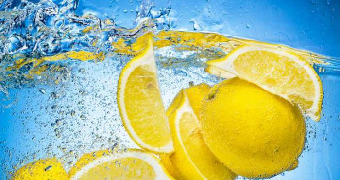 Cantik Alami dengan Lemon