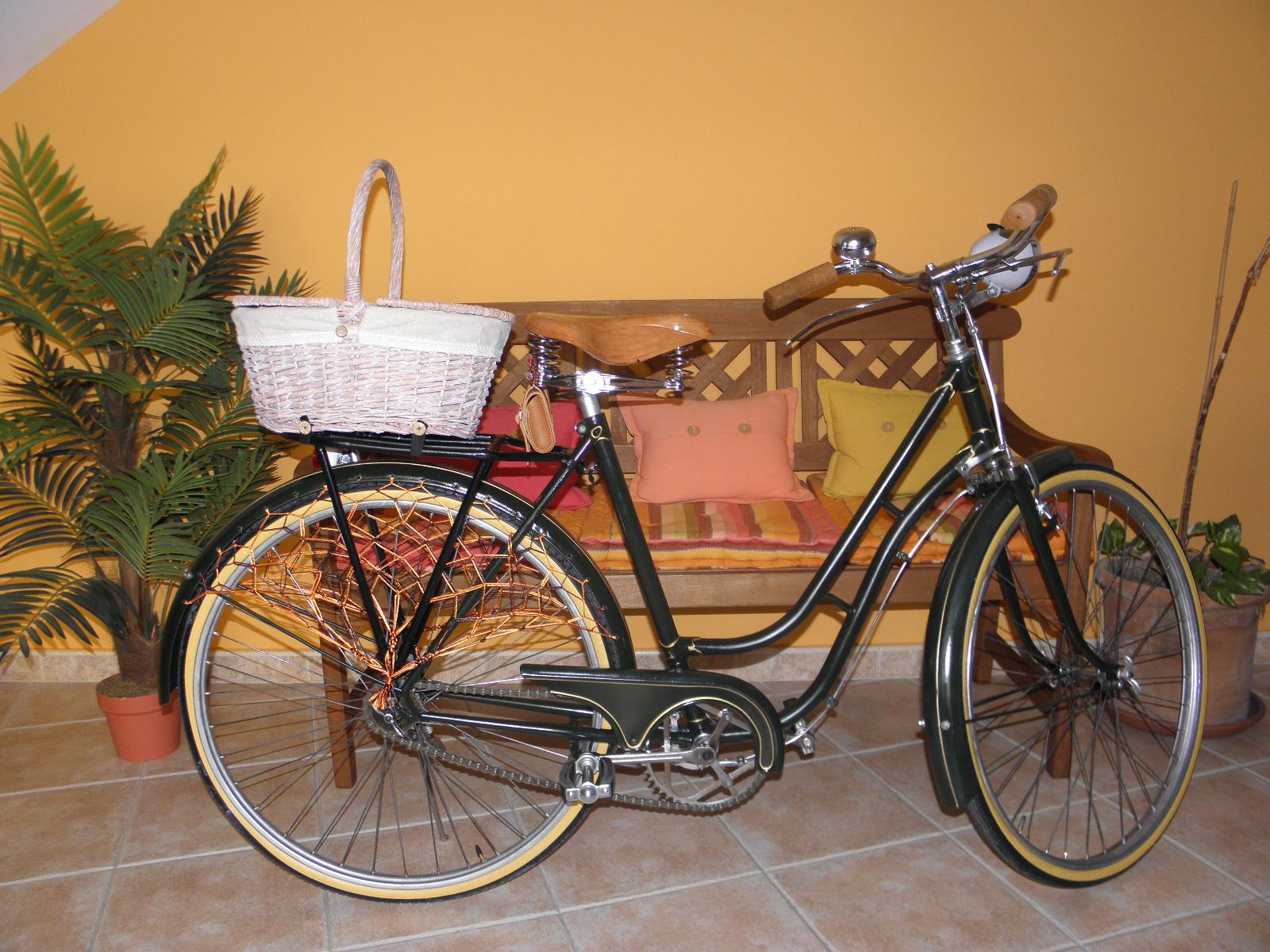 Bici lenta ciclismo urbano y cicloturismo sin prisas for Bicicletas antiguas nuevas