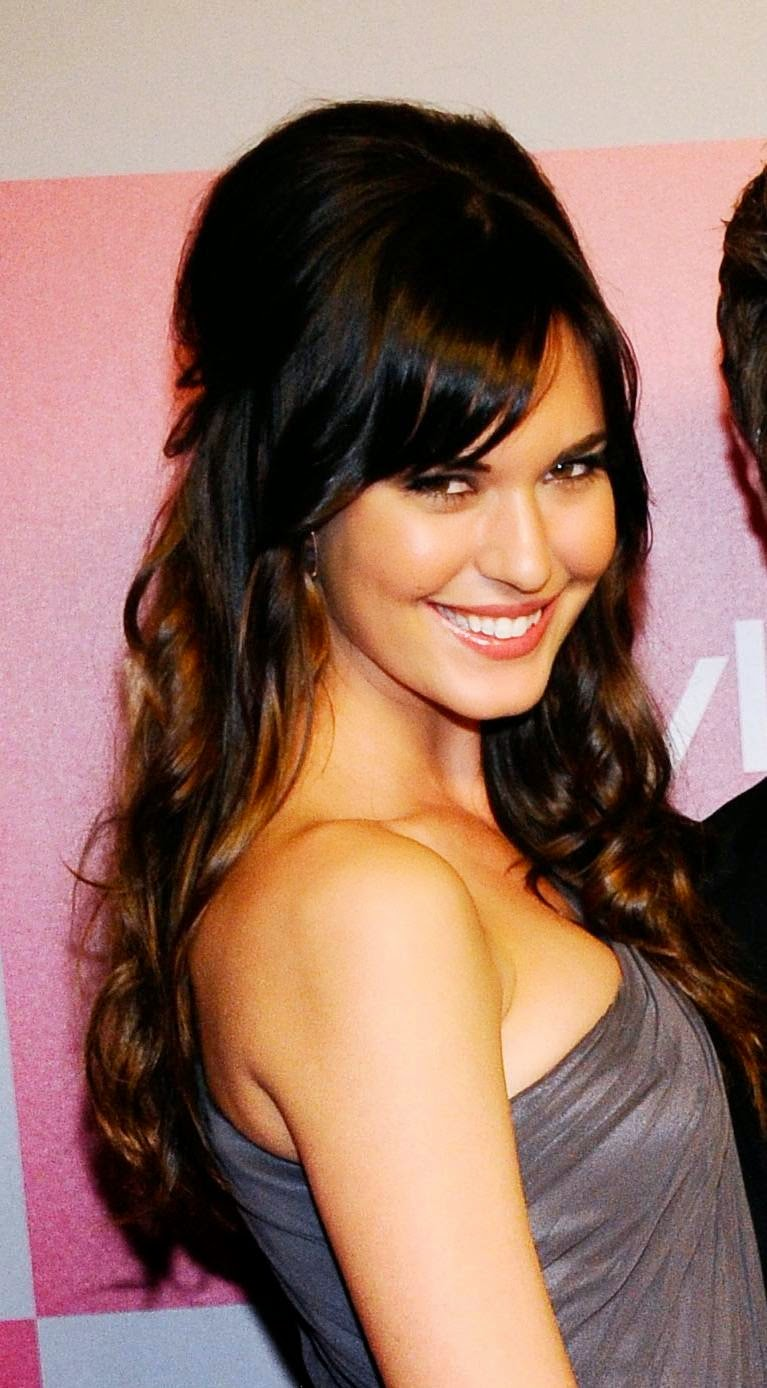 hairstyles for long hair with side bangs and layers 2013