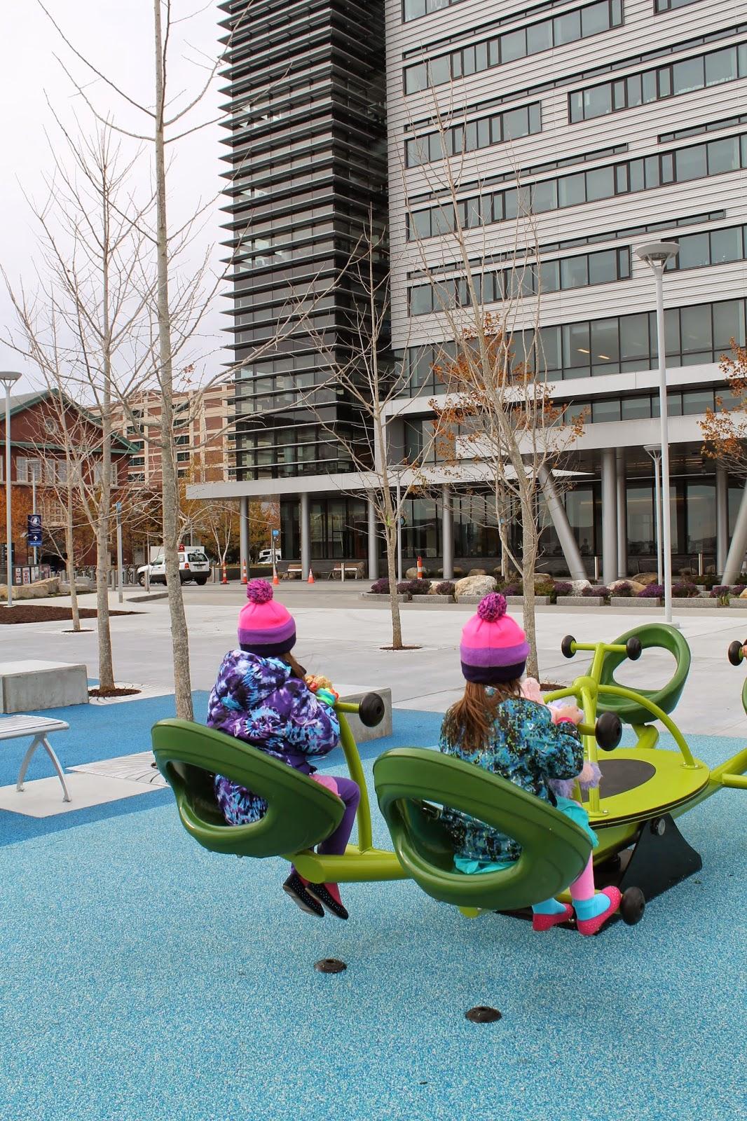 playground hopping mayor thomas menino park charlestown