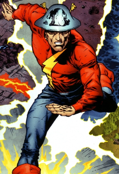 The Flash. Jay Garrick