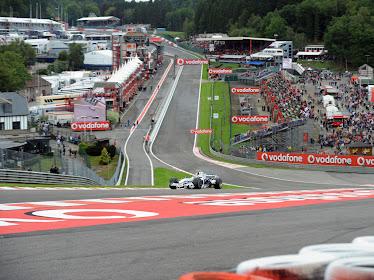 Belgium Grand Prix Formula 1
