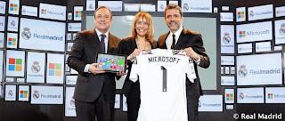 Real Madrid Dan Microsoft Kerjasama Untuk Madridista