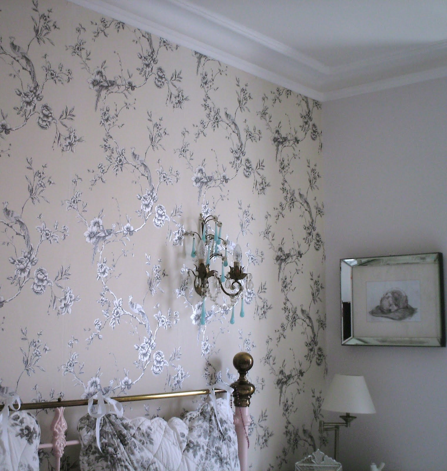 Wallpaper bq bedroom