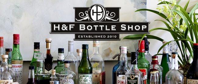 H and F Bottleshop Blog
