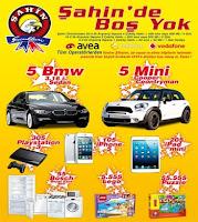 Şahin-Sucukları-Çekiliş-Kampanyası-Şahin-Sucukları-BMW-3.16i-ve-Mini-Cooper-Çekiliş-Kampanyası
