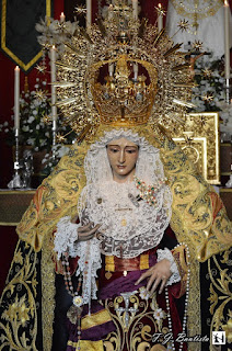 Virgen de las Angustias de Rota