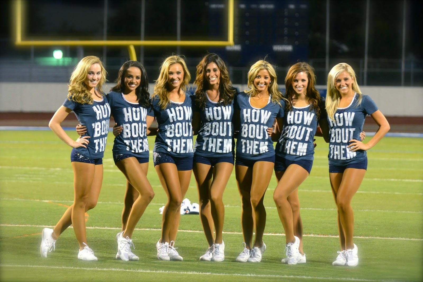 ... aren t as iconic at the dallas cowboys cheerleaders dallas cowboys