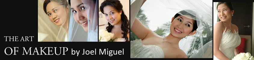 The Art Of Makeup By Joel Miguel - Bridal Hair & Makeup Services in Metro Manila