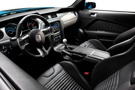 2013 Ford Flex Limited AWD EcoBoost Interior