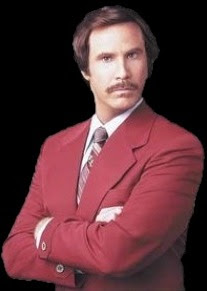 I'm Not Ron Burgundy...