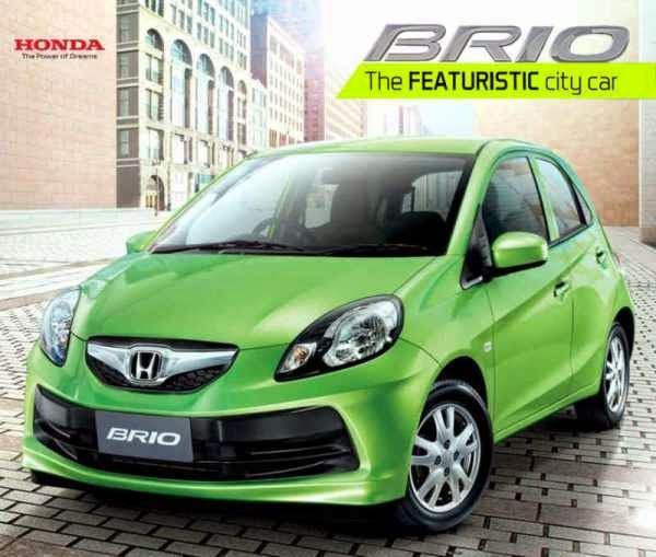 Review Singkat Honda Brio S Otomatis 2015