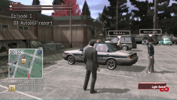 Deadly Premonition The+Directors Cut PC Game Screenshot 1 Deadly Premonition The Directors Cut FLT