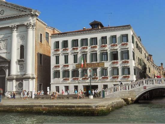 Metropole Hotel - Venecia, Italia