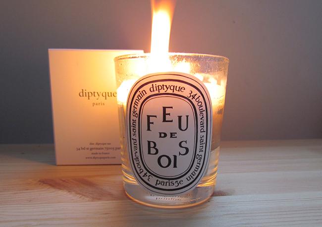 Diptyque 39 feu de bois 39 lipssofacto for Where to buy diptyque candles