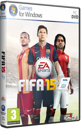 Download FIFA 15 PC Ultimate Team Edition cover