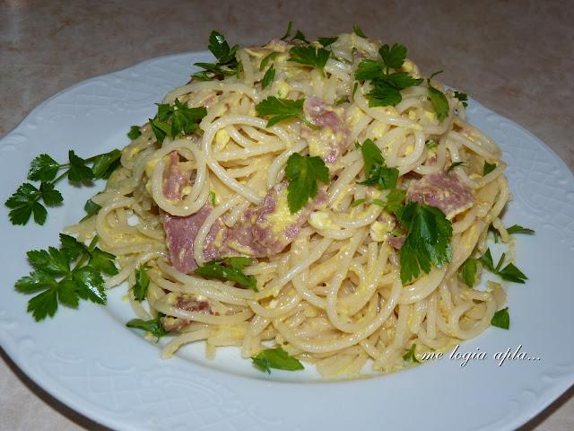 καρμπονάρα-μακαρόνια-ζυμαρικά-μαγειρική-συνταγές-syntages
