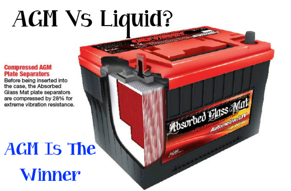 What Car Battery Should You Choose? Absorbed Glass Mat (AGM), Gel Or Wet Cell