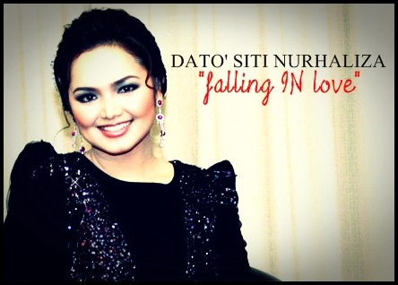falling in love siti nurhaliza video klip lirik lagu