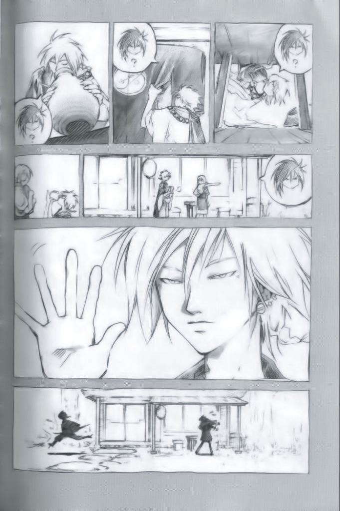 Mắt Quỷ Kyo-Samurai Deeper Kyo chap 308 – End Trang 9 - Mangak.info