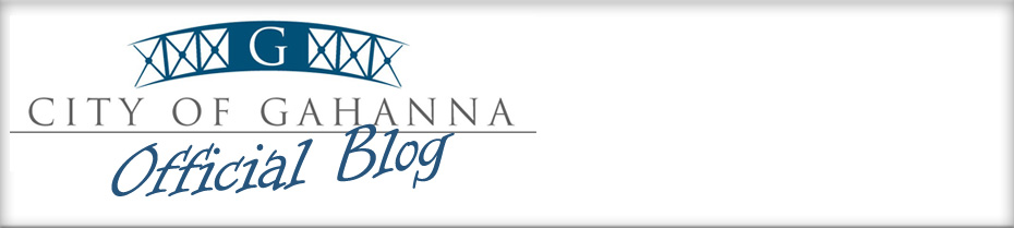 Official Blog of the City of Gahanna