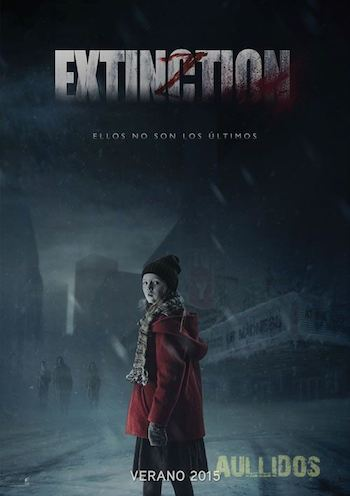 Extinction (2015) Full Movie
