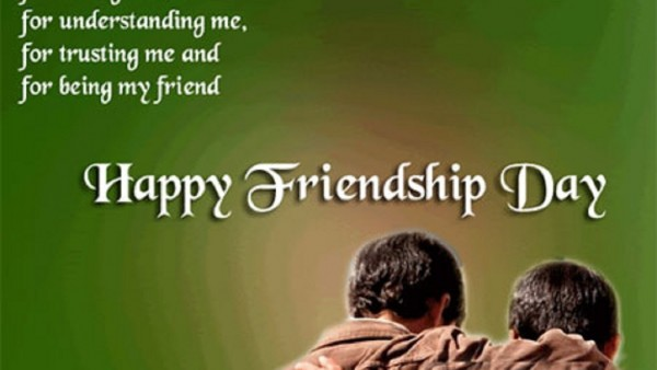 Friendship day quotes for him