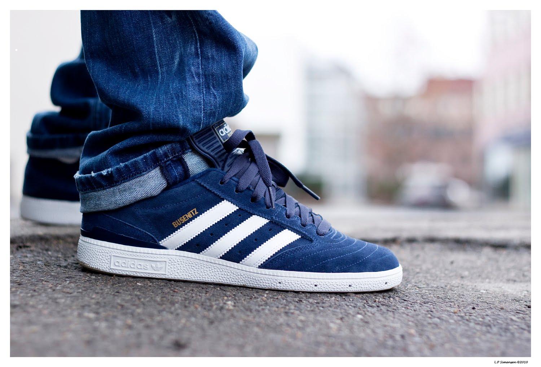 Zapatillas Adidas Azules Skate
