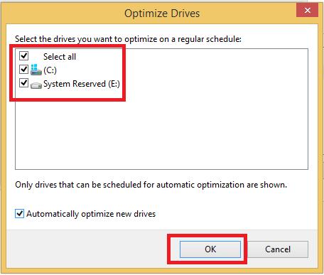 Cara Defrag Hardisk Secara Otomatis di Windows 8.1