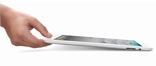 Apple iPad 2 side