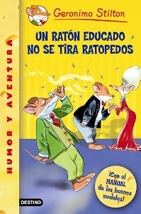 UN RATÒN EDUCADO NO SE TIRA RATOPEDOS