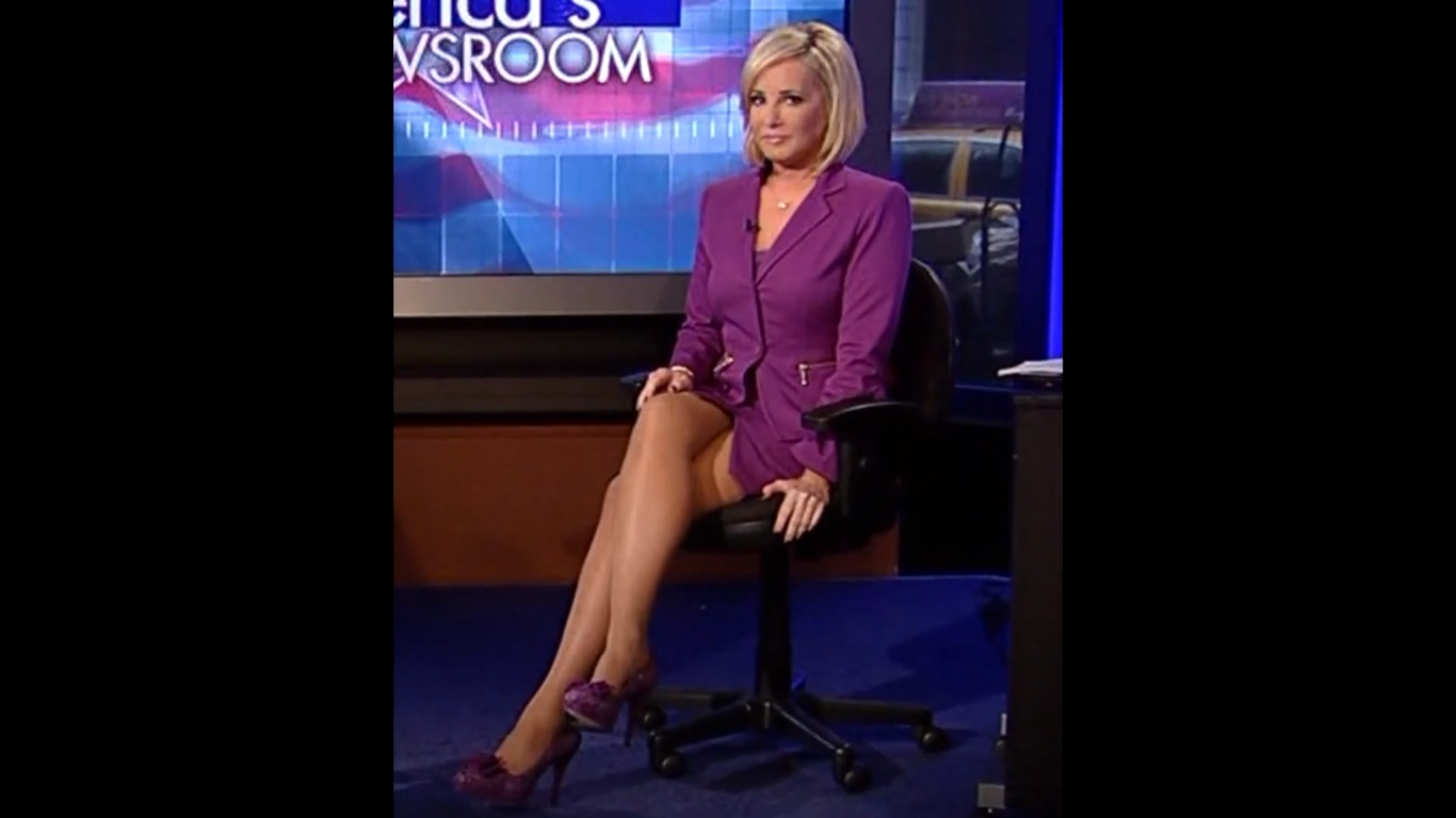 Creative This Morning, In Defending Her Meltdown From Friday, Mika Brzezinski Got Downright Catty About The Ladies From Fox News  They Have Short Skirts And Long Legs Says The Woman With Short Skirts And Long Legs Listen, Mika Women In