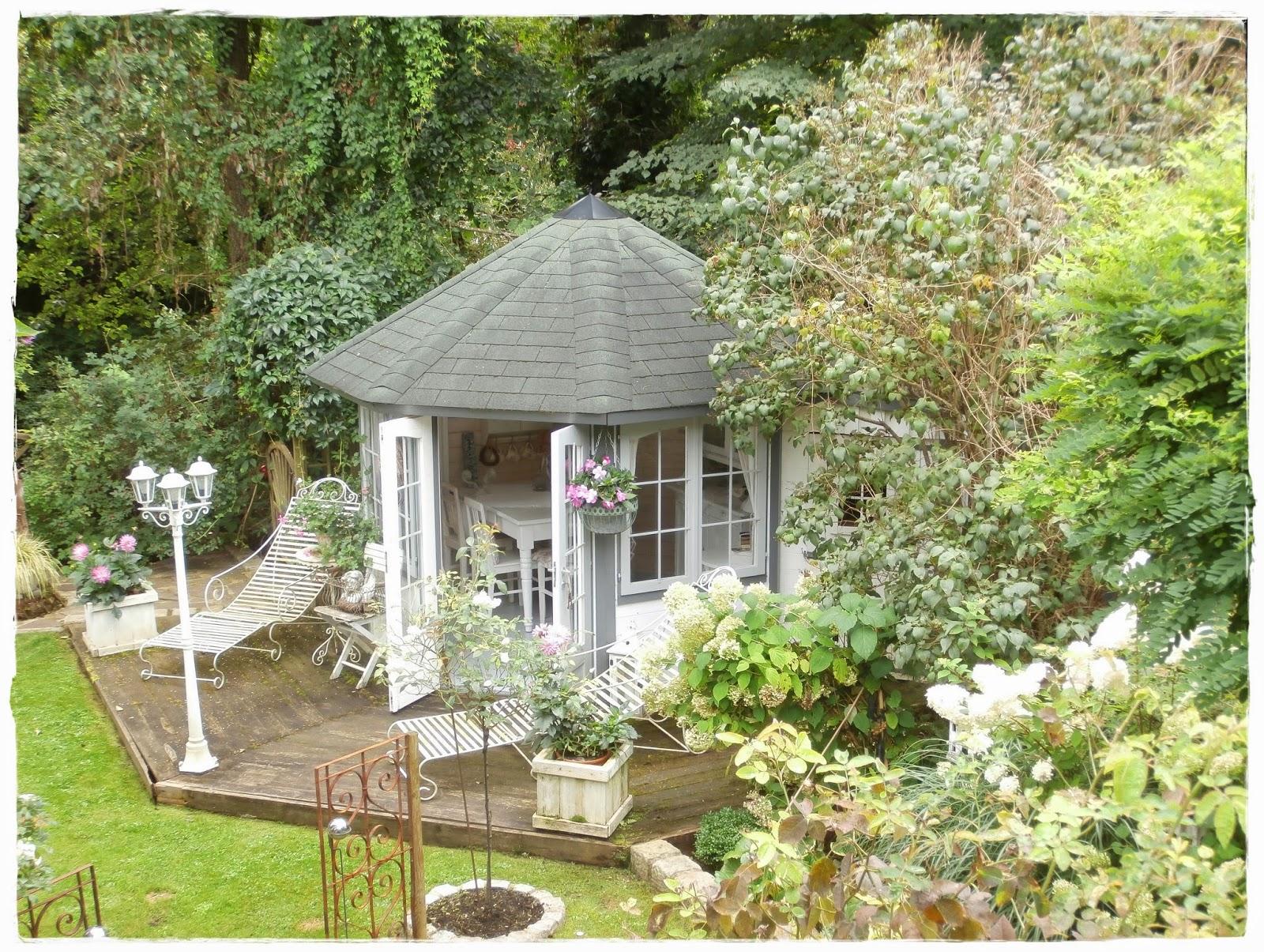 Shabby landhaus: traumhaus mit traumgarten.......