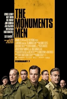 The Monuments Men (2014) - Movie Review