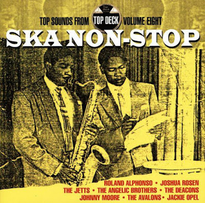 Top Sounds from Top Deck - Vol. 8 - Ska-Non-Stop (1998)