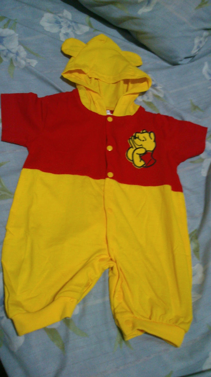 Tanw Winnie the Pooh Theme 1st Birthday Party