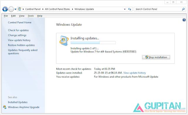 Cara Mendapatkan Windows 10 Secara Gratis
