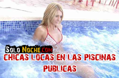 videos chicas piscina: