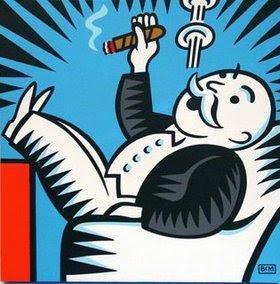 banqueros corruptos