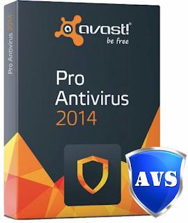 Avast Pro 2050 Antivirus 2014