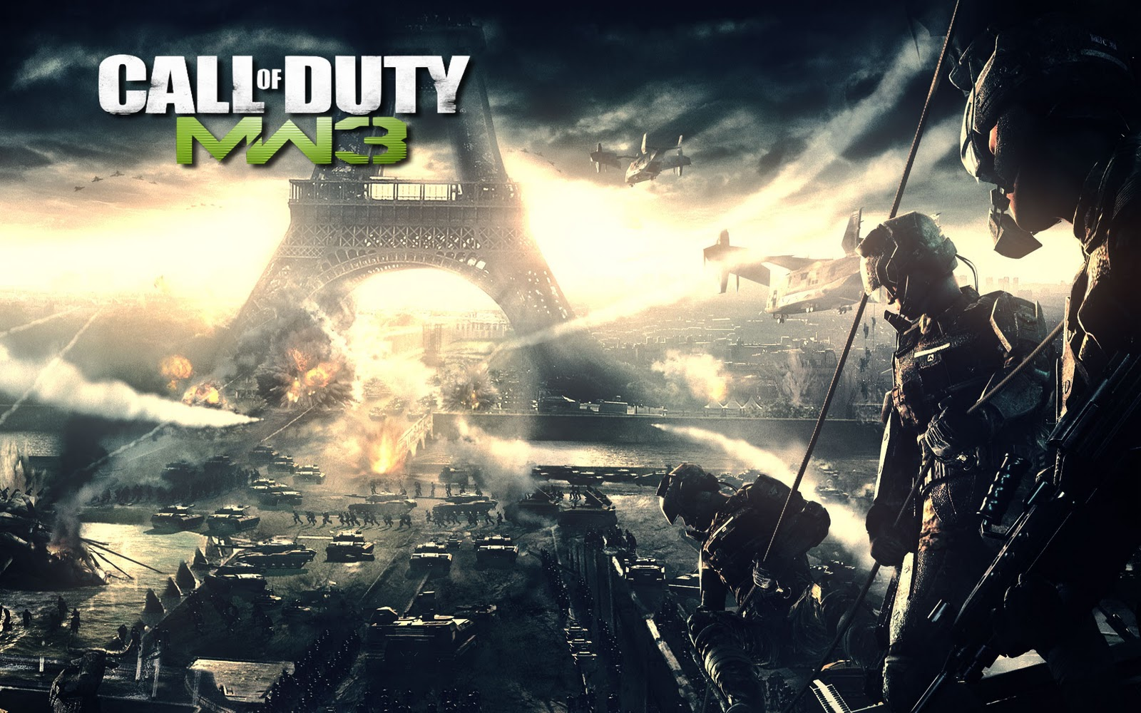 Call Of Duty Modern Warfare 4 Wallpaper