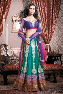 Fish-Cut-Lehenga-Choli