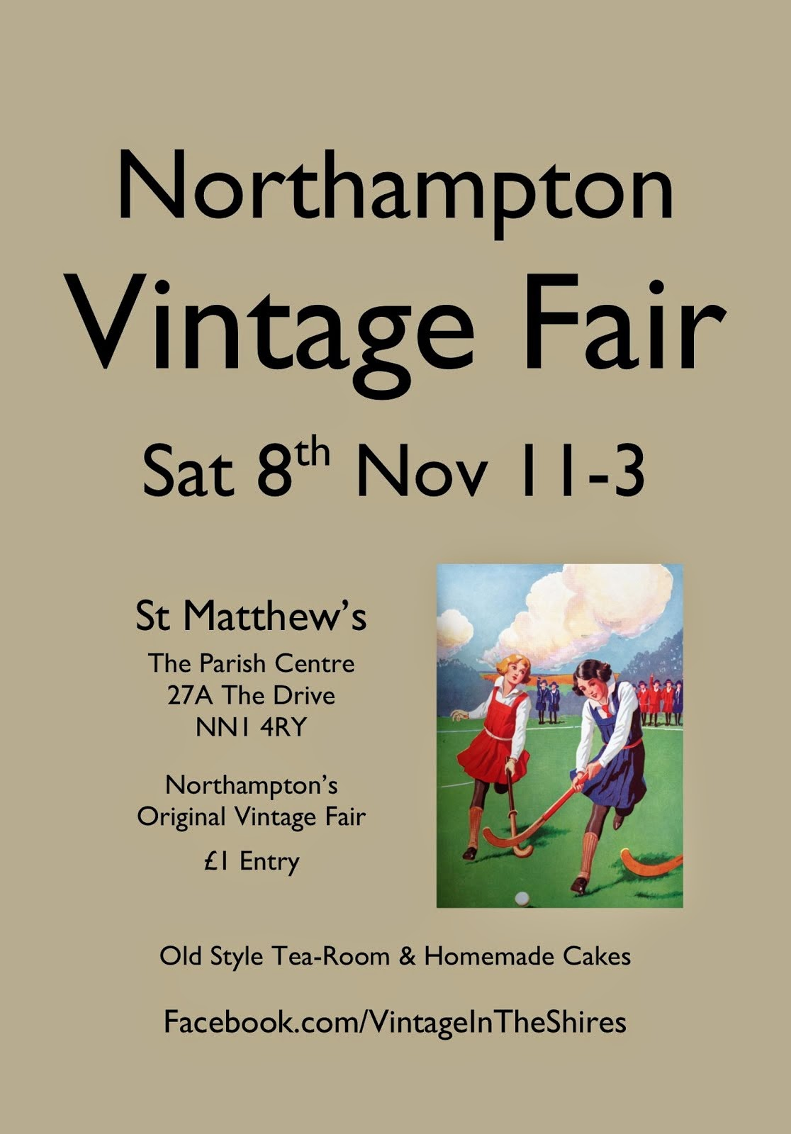 The Northampton Vintage Fair