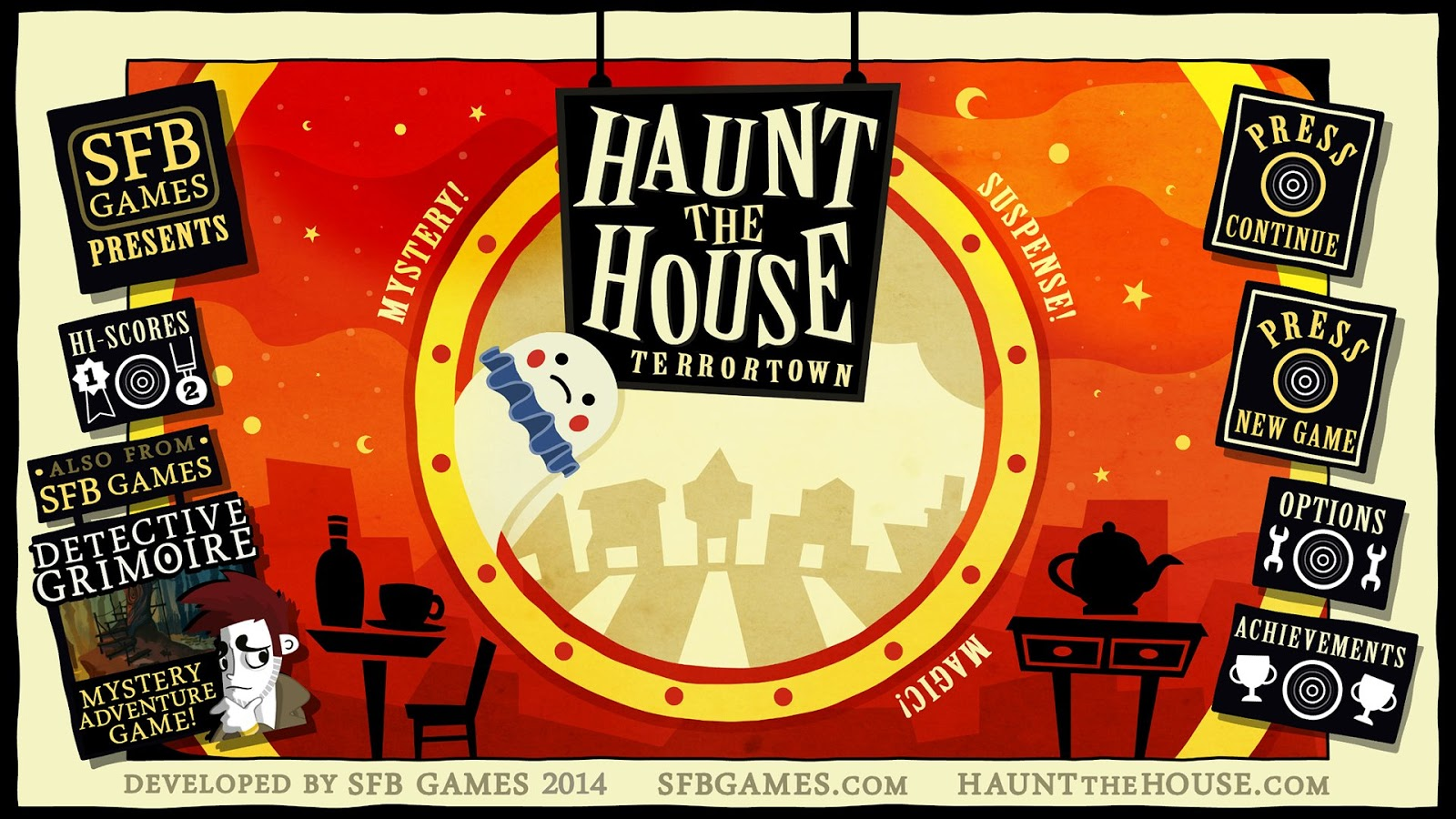 haunt the house terrortown apk v1 4 2 atualizado brasil android
