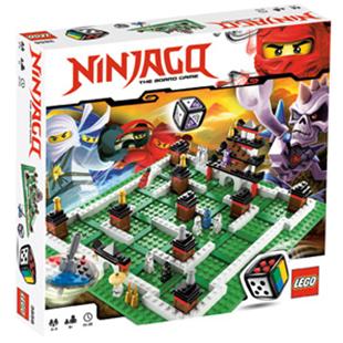 ninjago lego games