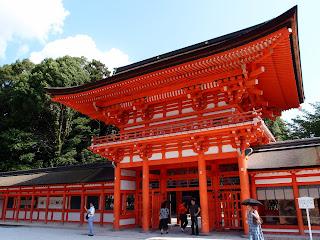 世界文化遺産 下鴨神社への参拝!(京都)
