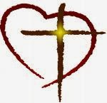 Christ's heart, my home