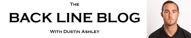 The Back Line Blog