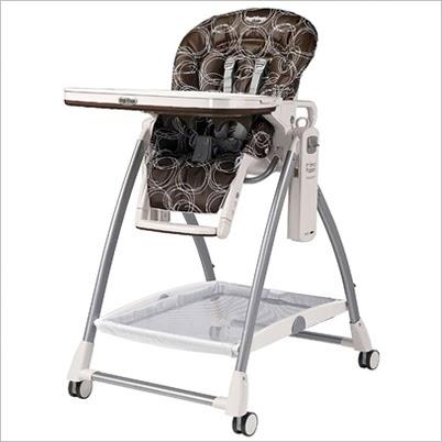 b b kallist chaise haute transat. Black Bedroom Furniture Sets. Home Design Ideas
